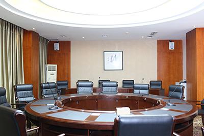 金顶电缆会议室