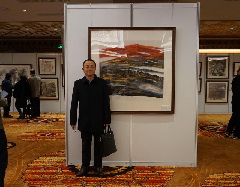 """金顶电缆董事长荣获""""改革开放40年四川杰出民营企业家""""称号"""