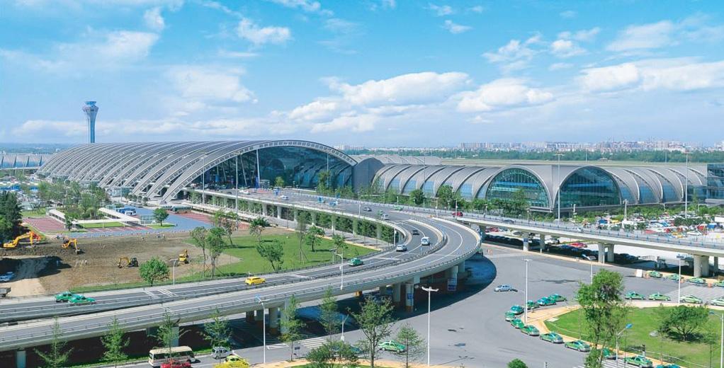 双流国际机场采用低烟无卤电缆等产品